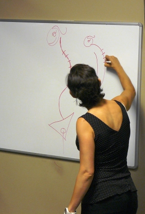 Galina Denzel spinal alignment workshop