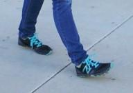 heel first