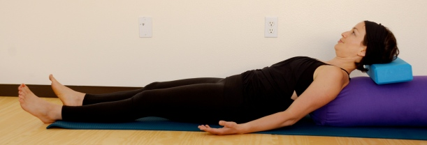 psoas release from top